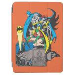 Batman/Batgirl/Robin iPad Air Cover