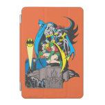 Batman/Batgirl/Robin iPad Mini Cover