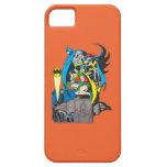 Batman/Batgirl/Robin iPhone 5 Cover