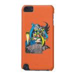 Batman/Batgirl/Robin iPod Touch 5G Cover