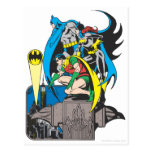 Batman/Batgirl/Robin Postcards