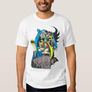 Batman/Batgirl/Robin Tee Shirt