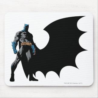 Batman - Black Cape Mousepads