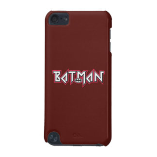 Batman Block Lettered iPod Touch 5G Cover