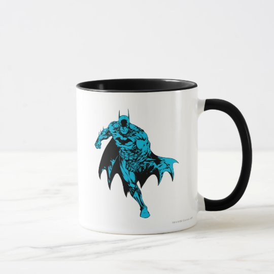 Batman Blue Mug