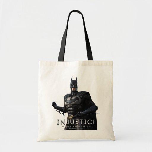 Batman Bolsa Tela Barata