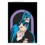 Batman/Bruce Tarjeta De Felicitación