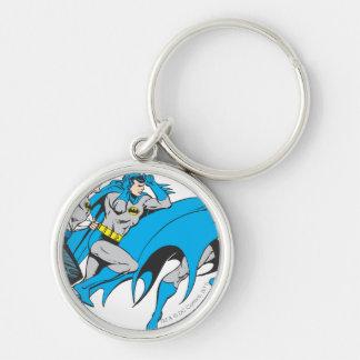 Batman/Bruce Transformation Keychain