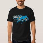 Batman/Bruce Transformation Shirt