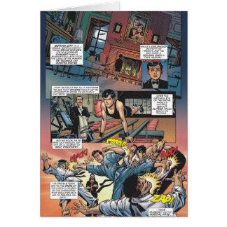 Batman - Bruce Wayne Origins 1 Card