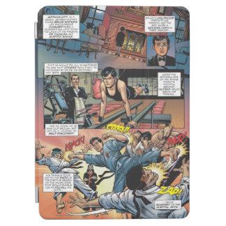 Batman - Bruce Wayne Origins 1 iPad Air Cover