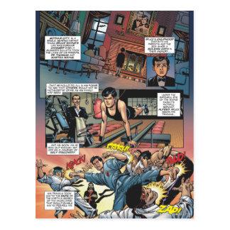 Batman - Bruce Wayne Origins 1 Postcard