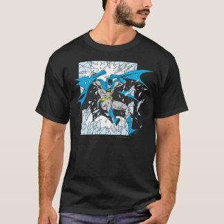 Batman Bursts Through Glass T-Shirt