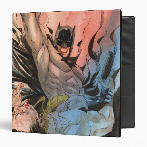 Batman - calles de la cubierta de Gotham #13