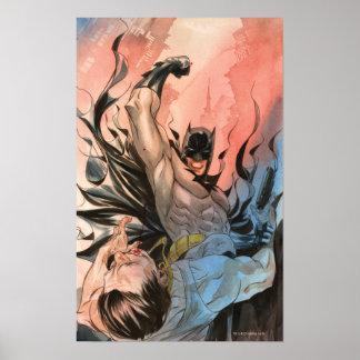 Batman - calles de la cubierta de Gotham #13 Póster