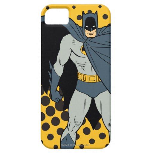 Batman Cape iPhone SE/5/5s Case