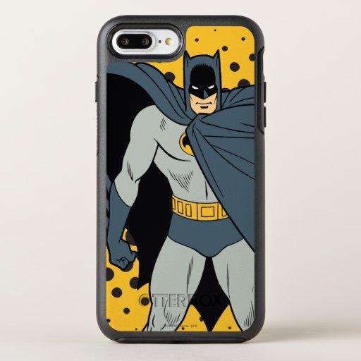 Batman Cape OtterBox Symmetry iPhone 8 Plus/7 Plus Case