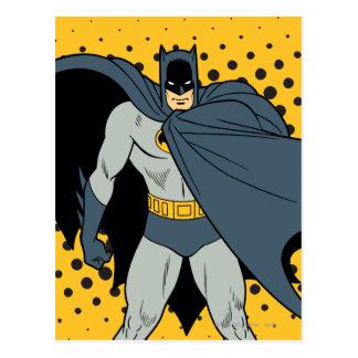 Batman Cape Postcard