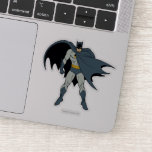 Batman Cape Sticker