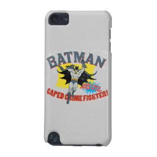 Batman Caped Crime Fighter iPod Touch 5G Case