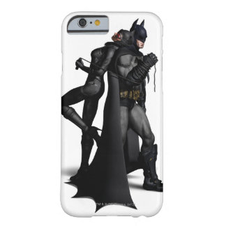 Batman & Catwoman Barely There iPhone 6 Case