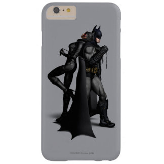 Batman & Catwoman Barely There iPhone 6 Plus Case