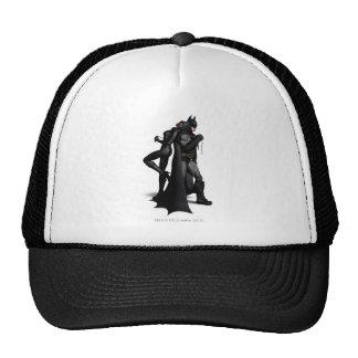 Batman & Catwoman Trucker Hat