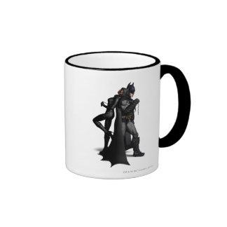 Batman & Catwoman Mugs
