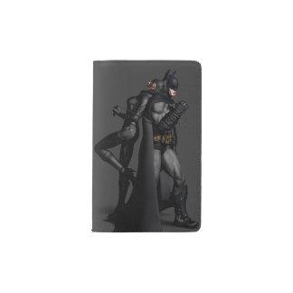 Batman & Catwoman Pocket Moleskine Notebook