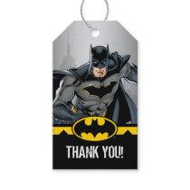 Batman   Chalkboard Happy Birthday Gift Tags