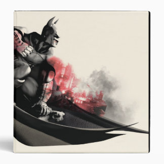 Batman City Smoke 3 Ring Binder