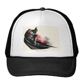 Batman City Smoke Trucker Hat