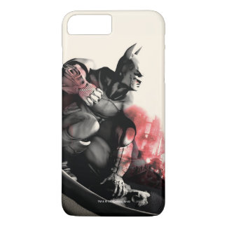 Batman City Smoke iPhone 7 Plus Case