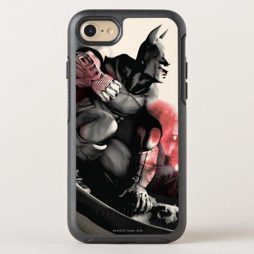 Batman City Smoke OtterBox Symmetry iPhone SE/8/7 Case