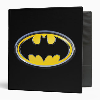 Batman Classic Logo Vinyl Binders