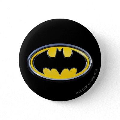 Batman Classic Logo pinback buttons $ 2.80