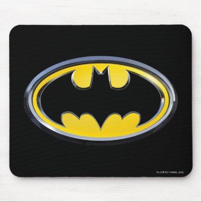 Batman Classic Logo mouse pads $ 12.35