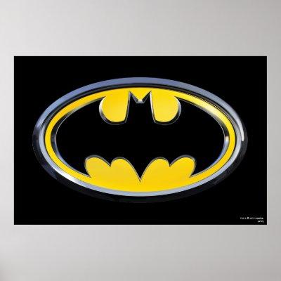 Batman Classic Logo poster $ 15.70