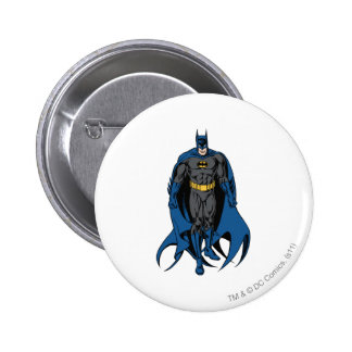 Batman Classic Stance Pinback Buttons