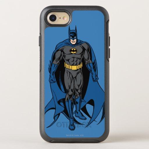 Batman Classic Stance OtterBox Symmetry iPhone SE/8/7 Case