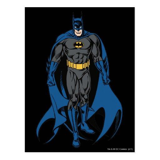 Batman Classic Stance Postcard