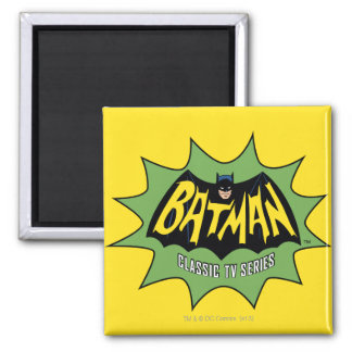 Batman Classic TV Series Logo Magnet