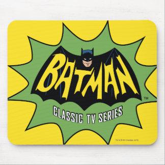 Batman Classic TV Series Logo Mouse Pad