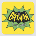 Batman Classic TV Series Logo Sticker