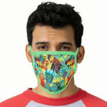 Batman Color Code Pattern 1 Face Mask
