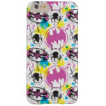 Batman Color Code Pattern 3 Barely There iPhone 6 Plus Case