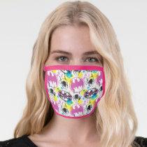 Batman Color Code Pattern 3 Face Mask