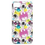 Batman Color Code Pattern 3 iPhone 5 Cases