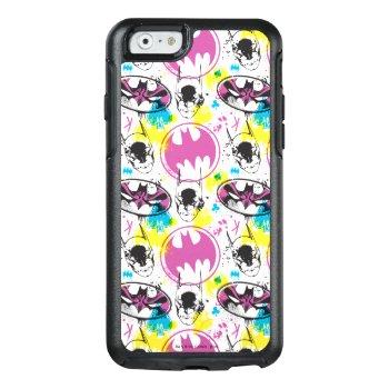 Batman Color Code Pattern 3 Otterbox Iphone 6/6s Case by batman at Zazzle