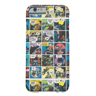 Batman Comic Panel 5x5 Barely There iPhone 6 Case